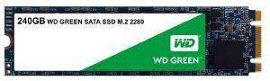 SSD WESTERN DIGITAL WDS240G2G0B 240GB GREEN PC M.2 2280 SATA 3