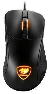COUGAR SURPASSION 7200 DPI FPS GAMING MOUSE WITH LCD SCREEN