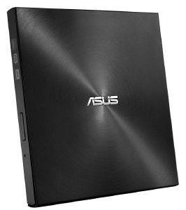 ASUS SDRW-08U9M-U ZENDRIVE U9M ULTRA-SLIM PORTABLE DVD BURNER WITH M-DISC SUPPORT BLACK
