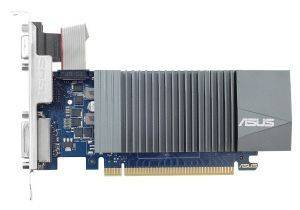 VGA ASUS GEFORCE GT710 GT710-SL-1GD5-BRK 1GB GDDR5 PCI-E RETAIL