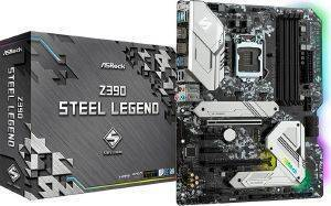 ΜΗΤΡΙΚΗ ASROCK Z390 STEEL LEGEND RETAIL