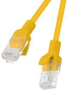 LANBERG PATCHCORD CAT.5E 3M ORANGE