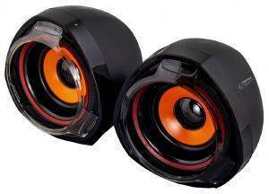 ESPERANZA EP141 RUMBA 2.0 USB STEREO SPEAKERS