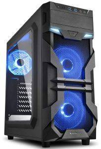 CASE SHARKOON VG7-W BLUE