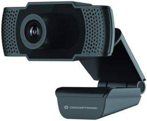 CONCEPTRONIC WEBCAM AMDIS 1080P FULL HD