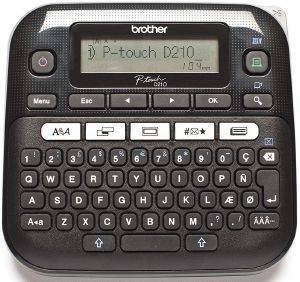 ΕΚΤΥΠΩΤΗΣ BROTHER P-TOUCH D210VP
