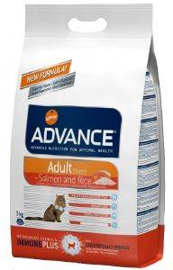 ΤΡΟΦΗ ΓΑΤΑΣ ADVANCE  ADULT CHICKEN & RICE 1.5KG
