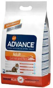 ΤΡΟΦΗ ΓΑΤΑΣ ADVANCE  ADULT CHICKEN & RICE 15KG