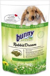 ΤΡΟΦΗ ΓΙΑ ΚΟΥΝΕΛΙ BUNNY NATURE GREEN DREAM / HERBS 750GR pet shop τρωκτικο τροφεσ 500 900 γραμ