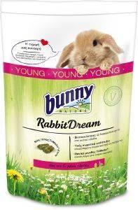 ΤΡΟΦΗ ΓΙΑ ΚΟΥΝΕΛΙ BUNNY NATURE GREEN DREAM / YOUNG 1,5KG pet shop τρωκτικο τροφεσ 1 3 κιλα