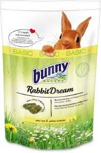 ΤΡΟΦΗ ΓΙΑ ΚΟΥΝΕΛΙ BUNNY NATURE GREEN DREAM BASIS 1.5KG pet shop τρωκτικο τροφεσ 1 3 κιλα
