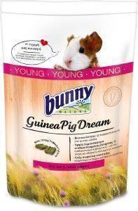 ΤΡΟΦΗ ΓΙΑ ΙΝΔΙΚΟ ΧΟΙΡΙΔΙΟ BUNNY NATURE DREAM YOUNG 1,5KG pet shop τρωκτικο τροφεσ 1 3 κιλα