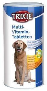 ΠΟΛΥΒΙΤΑΜΙΝΕΣ TRIXIE ΣΚΥΛΩΝ (ΒΙΟΤΙΝΗ) 125GR pet shop σκυλοσ ξηρη τροφη συμπληρωματα διατροφησ