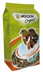 ΤΡΟΦΗ ΓΙΑ ΚΑΡΔΕΡΙΝΑ VADIGRAN NATIVE 20 KG pet shop πτηνο τροφεσ τροφεσ