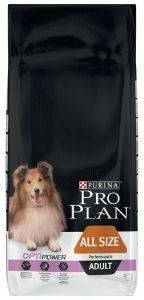 ΞΗΡΗ ΤΡΟΦΗ ΓΙΑ ΣΚΥΛΟΥΣ PURINA PRO PLAN DOG ALL SIZES ADULT PERFORMANCE WITH OPTIPOWER ΚΟΤΟΠΟΥΛΟ 14KG
