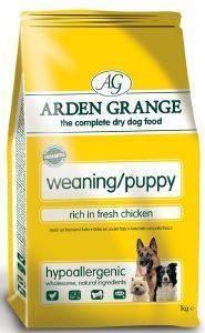 ΤΡΟΦΗ ARDEN GRANGΕ PUPPY/WEANING ΜΕ ΚΟΤΟΠΟΥΛΟ 2KG pet shop σκυλοσ ξηρη τροφη puppy εωσ 2 ετων