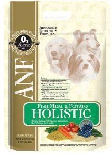 ΤΡΟΦΗ ANF CANINE HOLISTIC ADULT FISH MEAL ADN POTATO 12KG pet shop σκυλοσ ξηρη τροφη adult 2 6 ετων