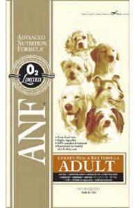 ΤΡΟΦΗ ANF CANINE ADULT KOTOΠΟΥΛΟ KAI ΡΥΖΙ 3KG pet shop σκυλοσ ξηρη τροφη adult 2 6 ετων