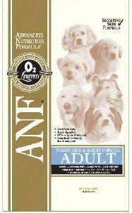 ΤΡΟΦΗ ANF CANINE ADULT ΓΑΛΟΠΟΥΛΑ KAI ΚΡΙΘΑΡΙ (12 KG) pet shop σκυλοσ ξηρη τροφη adult 2 6 ετων