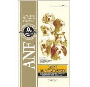 ΤΡΟΦΗ ANF CANINE LIGHT LOW ACTIVITY SENIOR KOTOΠΟΥΛΟ 3KG pet shop σκυλοσ ξηρη τροφη senior ανω των 6 ετων
