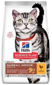 ΤΡΟΦΗ HILLS SP FELINE ADULT INDOOR CAT 1.5KG