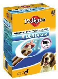 DENTASTIX PEDIGREE MEDIUM 28ΤΜΧ pet shop σκυλοσ κοκκαλα λιχουδιεσ οδοντικα sticks