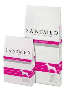 ΤΡΟΦΗ SANIMED ANTI-STRUVITE 12.5KG