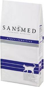ΤΡΟΦΗ SANIMED ATOPY SENSITIVE CAT 4.5KG