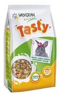ΤΡΟΦΗ ΓΙΑ KOYNEΛΙ VADIGRAN TASTY 4KG pet shop τρωκτικο τροφεσ 4 6 κιλα