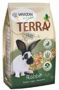 ΤΡΟΦΗ ΓΙΑ KOYNEΛΙ VADIGRAN TERRA 2,25KG pet shop τρωκτικο τροφεσ 1 3 κιλα