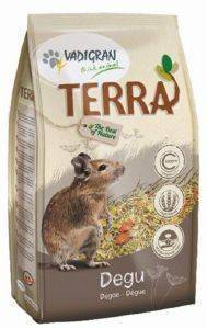 ΤΡΟΦΗ ΓΙΑ DEGU VADIGRAN TERRA 1KG pet shop τρωκτικο τροφεσ 1 3 κιλα