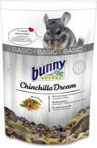 ΤΡΟΦΗ ΓΙΑ ΤΣΙΝΤΣΙΛΑ BUNNY NATURE DREAM BASIC 600GR pet shop τρωκτικο τροφεσ 500 900 γραμ