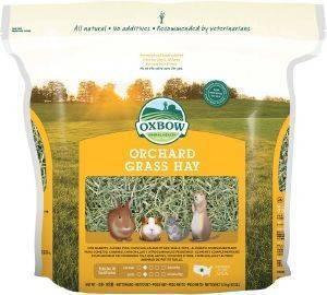 ΧΟΡΤΟ ΓΙΑ ΤΡΩΚΤΙΚΑ OXBOW ORCHARD GRASS HAY 1.13KG pet shop τρωκτικο τροφεσ 1 3 κιλα