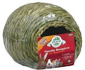 ΛΙΧΟΥΔΙΑ OXBOW TIMOTHY CLUB BUNGALOW MEDIUM 23X25X20CM pet shop τρωκτικο συμπληρωματα snacs snacks