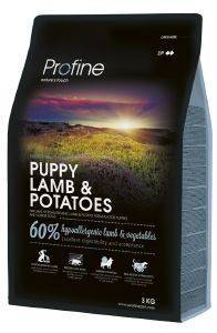 ΤΡΟΦΗ PROFINE PUPPY ΜΕ ΑΡΝΙ - ΠΑΤΑΤΑ 3KG pet shop σκυλοσ ξηρη τροφη puppy εωσ 2 ετων