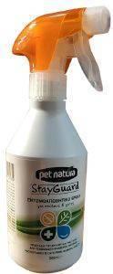ΑΝΤΙΠΑΡΑΣΙΤΙΚΟ SPRAY ECO GUARD 500ML pet shop σκυλοσ αντιπαρασιτικα αντιπαρασιτiκα spray