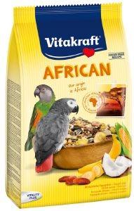 ΤΡΟΦΗ ΓΙΑ ΠΑΠΑΓΑΛΟΥΣ ΣΕΝΕΓΑΛΗΣ - ΖΑΚΟ VITAKRAFT AFRICAN (750GR) pet shop πτηνο τροφεσ τροφεσ