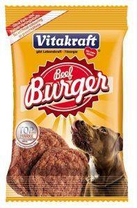 SNACK VITAKRAFT BEEF BURGER ΚΟΤΟΠΟΥΛΟ (2ΤΜΧ)