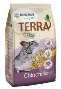 ΤΡΟΦΗ ΓΙΑ ΤΣΙΝΤΣΙΛΑ VADIGRAN TERRA 1KG pet shop τρωκτικο τροφεσ 1 3 κιλα