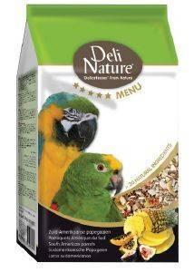 ΤΡΟΦΗ ΓΙΑ ΠΑΠΑΓΑΛΟΥΣ ΝΟΤΙΟΥ ΑΜΕΡΙΚΗΣ DELI NATURE 5 STAR MENU (2.5KG) pet shop πτηνο τροφεσ τροφεσ