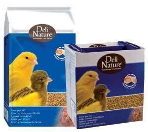ΑΥΓΟΤΡΟΦΗ DELI NATURE ΚΙΤΡΙΝΗ ΥΓΡΗ (1KG) pet shop πτηνο τροφεσ αυγοτροφεσ