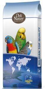 ΤΡΟΦΗ ΓΙΑ ΠΑΠΑΓΑΛΑΚΙΑ DELI NATURE ΜΕ ΦΡΟΥΤΑ (20KG) pet shop πτηνο τροφεσ τροφεσ