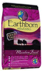 ΤΡΟΦΗ ΓΙΑ ΣΚΥΛΟ EARTHBORN HOLISTIC MEADOW FEAST GRAIN FREE 2.5KG.