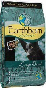 ΤΡΟΦΗ ΓΙΑ ΣΚΥΛΟ EARTHBORN HOLISTIC LARGE BREED GRAIN FREE 12KG.