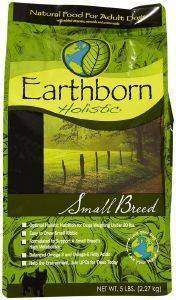 ΤΡΟΦΗ ΓΙΑ ΣΚΥΛΟ EARTHBORN HOLISTIC SMALL BREEDS GRAIN FREE 2.5KG.