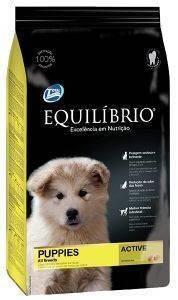 ΤΡΟΦΗ ΣΚΥΛΟΥ EQUILIBRIO PUPPIES ACTIVE ΜΕ ΚΟΤΟΠΟΥΛΟ 15KG pet shop σκυλοσ ξηρη τροφη puppy εωσ 2 ετων