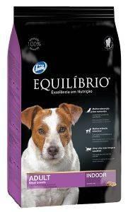 ΤΡΟΦΗ ΣΚΥΛΟΥ EQUILIBRIO ADULT INDOOR SMALL BREEDS 2KG pet shop σκυλοσ ξηρη τροφη adult 2 6 ετων