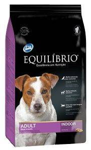 ΤΡΟΦΗ ΣΚΥΛΟΥ EQUILIBRIO ADULT INDOOR SMALL BREEDS 2KG
