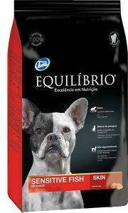 ΤΡΟΦΗ ΣΚΥΛΟΥ EQUILIBRIO ADULT SENSITIVE FISH ALL BREEDS 2KG