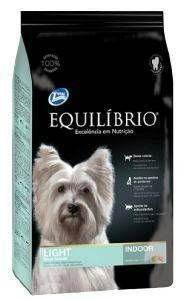 ΤΡΟΦΗ ΣΚΥΛΟΥ EQUILIBRIO ADULT  LIGHT SMALL BREEDS 2KG